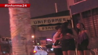 Informe especial: ¿cómo resolver el problema de la prostitución callejera?