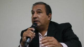 Presidente Regional de Tumbes está 'no habido' tras orden de prisión preventiva