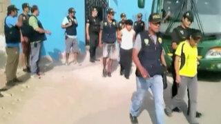 Mujer embarazada integraba banda secuestradora de niños en Trujillo