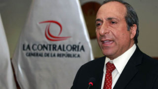 Contraloría pidió congelar las cuentas del gobierno regional de Pasco