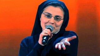 Sor Cristina: la monja que conquistó Italia desde un reality