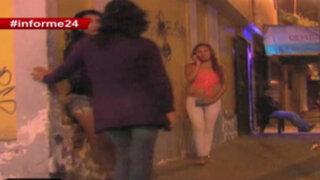 Informe Especial: las enfermedades,  el otro peligro de la prostitución callejera