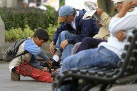 'La calle no es su lugar', la campaña que busca erradicar el trabajo infantil