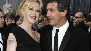 Tras 18 años de matrimonio, Antonio Banderas y Melanie Griffith se divorcian