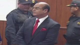 Fiscalía e INPE responden sobre video de Vladimiro Montesinos