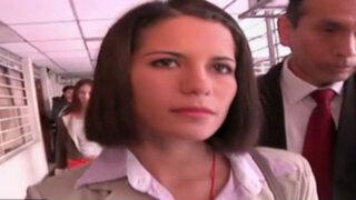 Eva Bracamonte será juzgada por el delito parricidio por lucro