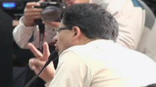Poder Judicial dicta prisión preventiva para el presidente regional de Pasco