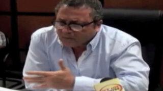 También piden prisión preventiva para Presidente Regional de Piura