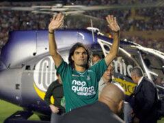 Falleció ex futbolista Fernandao en accidente de helicóptero en Brasil