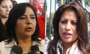 Ministra Omonte a Ana Jara: La violencia engendra más violencia