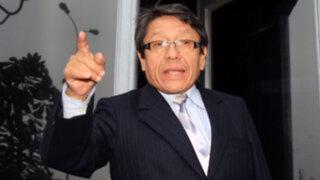 Dr. Ciro Castillo Rojo ratifica candidatura pese a críticas por conducir ebrio
