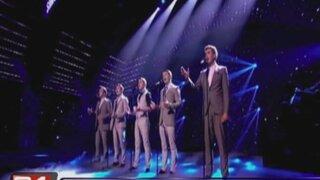 Britains Got Talent: grupo Collabro brilló con luz propia en la gran final de reality
