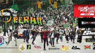 Este 21 de junio se realizará evento de Skateboard en Centro de Lima