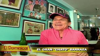 """El gran """"chato"""" Barraza: conozca la faceta poco conocida del cómico peruano"""