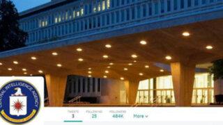 EEUU: La CIA causó sensación con su primer mensaje en Twitter