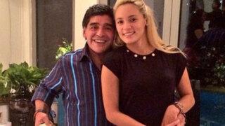 Diego Armando Maradona denuncia que exnovia se fue llevándose dinero y joyas