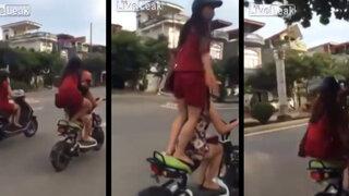 """VIDEO: Esto es lo que pasa cuando abusas de tu """"experiencia"""" manejando"""