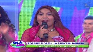 Baila al ritmo de Rosario Flores y su tema  'Ya no quiero ser tu amante'