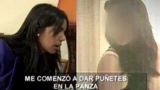 Adolescente peruana en Italia denuncia maltrato físico y psicológico