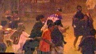 Detienen a pandilleros que causaban disturbios en SJM