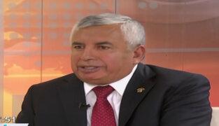 Congresista denunció presuntas irregularidades en Gobierno Regional de Lima