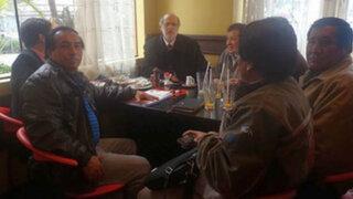 Mineros informales mostrarán recibo del dinero que dieron a campaña de Humala