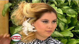 Lorena y Nicolasa: aprenda a realizar en 5 minutos peinados para novias
