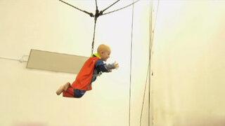 Reino Unido: cumplen deseo de niño que sufre enfermedad terminal