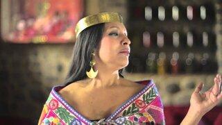 Sylvia Falcón lanza nuevo disco en homenaje a artistas del ande peruano.