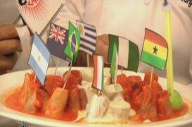 Brasil 2014: conozca los mejores platos inspirados en el Mundial