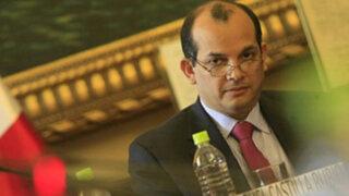 Luis Miguel Castilla es nombrado como embajador de Perú en Estados Unidos