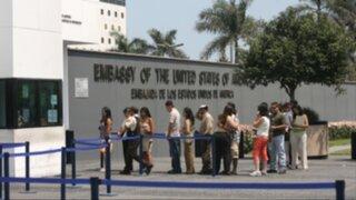 Ciudadanos peruanos podrían viajar a Estados Unidos sin necesidad de visa