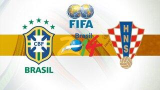 FIFA publicó resultado de Brasil-Croacia antes que se inicie el partido