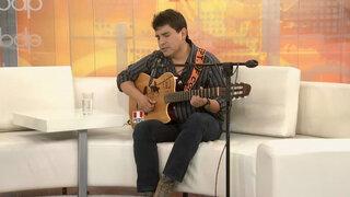William Luna realizará concierto con su hijo en la Estación de Barranco