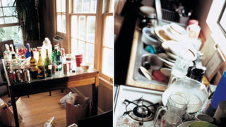 FOTOS: estas cosas solo pasan en el departamento de un hombre soltero