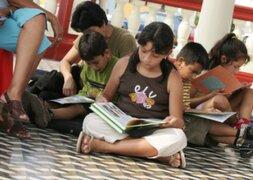 Lorena y Nicolasa: expertos aconsejan fomentar la lectura como hábito en niños