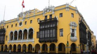 Restauración Nacional anuncia que no presentará candidato a la alcaldía de Lima