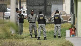 INPE encuentra celulares, droga y armas durante requisa en penal de Tacna