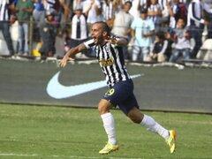 Alianza Lima venció 2-0 a Real Garcilaso con goles de Guevgeozián y Costa