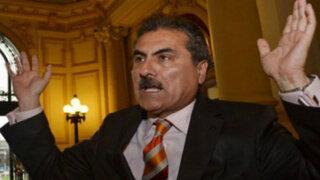 Comisión de Ética define hoy suspensión de 120 días contra Julio Gagó