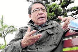 Padre de Ciro Castillo aceptó que chocó vehículo en estado de ebriedad