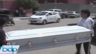 Acribillan a trabajador de tienda de repuestos en Chiclayo
