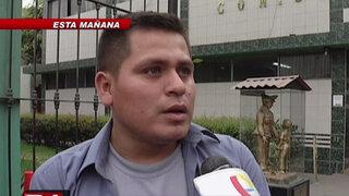 Cobrador de ómnibus capturó a acosador sexual que agredió a mujer