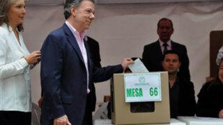 Colombia: acusan a reelecto presidente Juan Manuel Santos de comprar votos