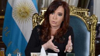 Argentina: palacio presidencial fue saqueado por régimen de Cristina Fernández