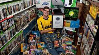 Colección de videojuegos más grande del mundo es vendida por 750 mil dólares