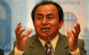 Abogado denuncia que Gregorio Santos es víctima de persecución política
