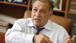 Ulises Humala: Nadine debió estar enterada del aporte de mineros ilegales