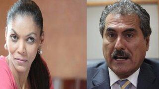 Congresistas Cenaida Uribe y Julio Gagó fueron suspendidos 120 días