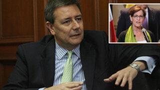 Jaime Salinas: Me arrepiento de haber confiado en la palabra de Susana Villarán